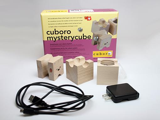 cuboro ミステリーキューブ