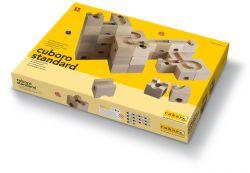 キュボロ・スタンダードセットの外箱。正規品にはこの外箱に「正規品」を証明するーシールが貼られています。