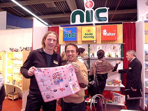 <br /> ニック
