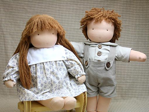 ウォルドルフ人形 材料キット一覧