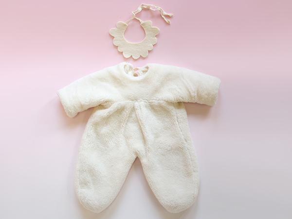 赤ちゃんサーラの服のキット