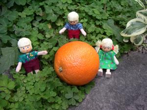 ドイツのおもちゃで遊ぼう アンネドーレ・クレーブス AK 人形とその世界