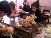 ウォルドルフ人形作り講習会