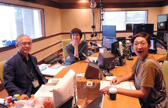 NHK「ごごラジ!」2019年6月放送